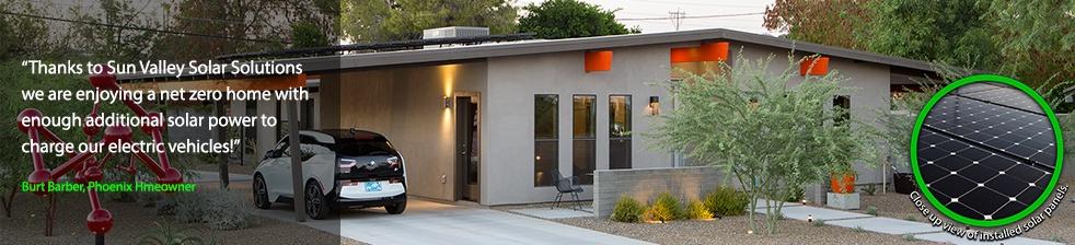 Residential Solar Project Photos Az Residential Solar