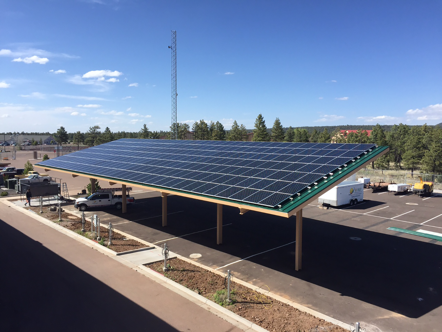 Sun Valley Solar Solutions Helps Navopache Electric